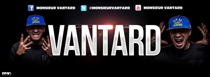 Bannière Facebook, Twitter et Youtube pour Vantard (Artwork by iKeviin)