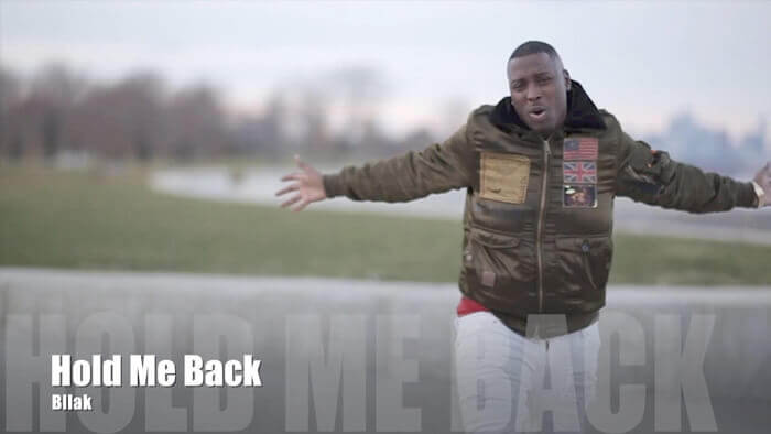 Bllak- Hold Me Back (Clip officiel) sur le blog de Kevin de Sousa