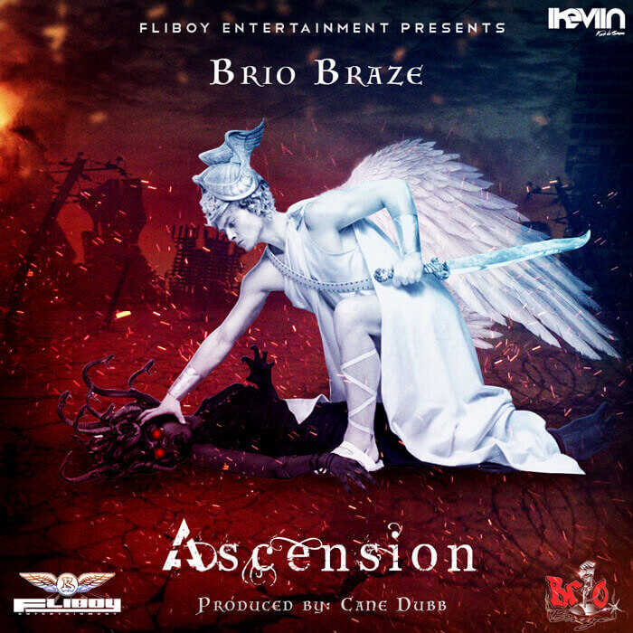 Brio Braze - Ascension (Artwork by iKeviin)