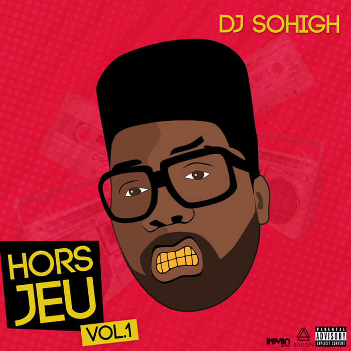 DJ SoHigh - Hors-Jeu Vol. 1 (Artwork by iKeviin)
