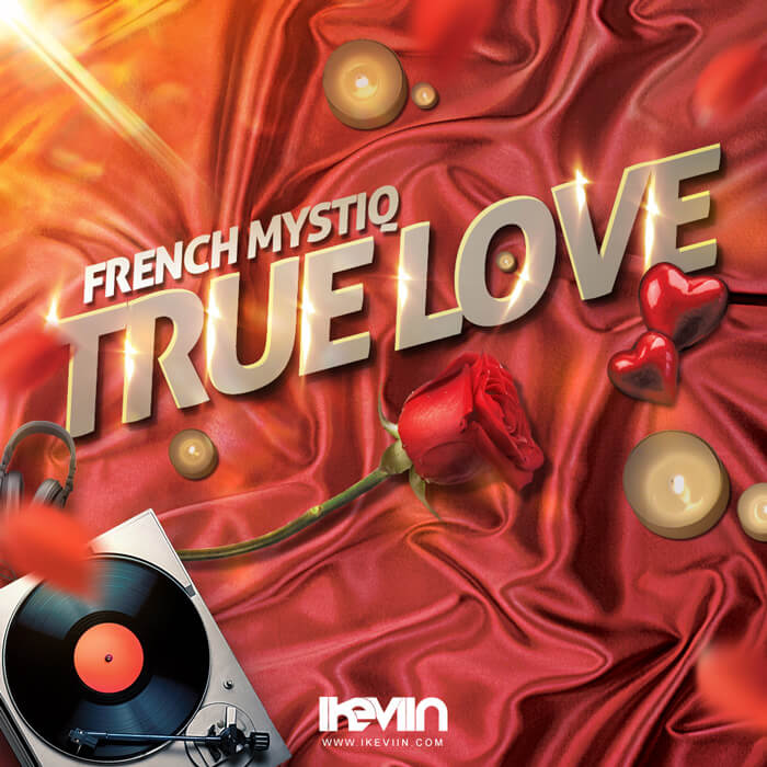 French MystiQ - True Love (Artwork by iKeviin)
