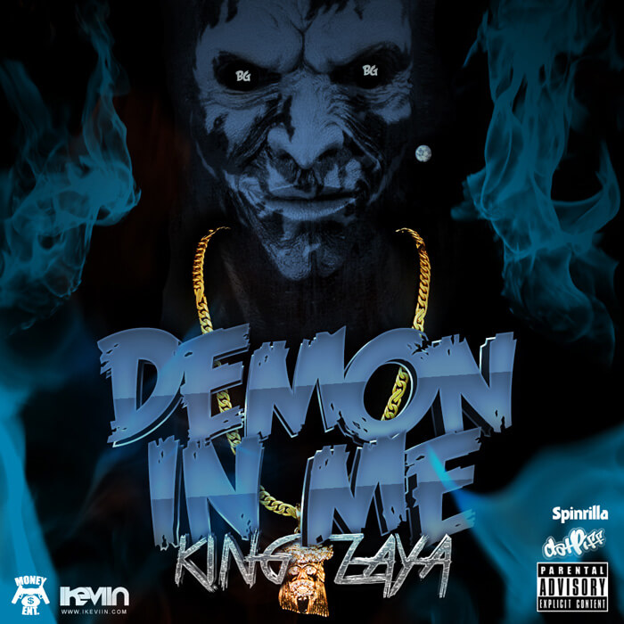 King Zaya - Demon In Me (Artwork by iKeviin)