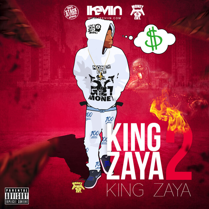 King Zaya - King Zaya 2 (Artwork by iKeviin)