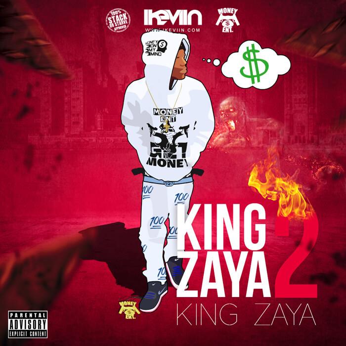 King Zaya - King Zaya 2 (Artwork by iKeviin)