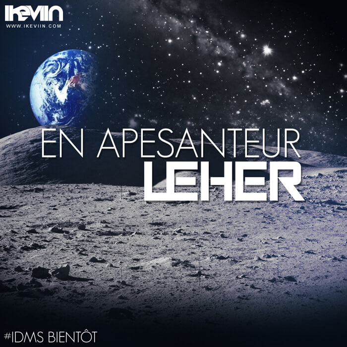 Leher - En Apesanteur (Artwork by iKeviin)