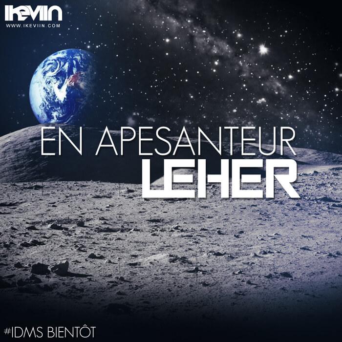 Leher - En Apesanteur (Artwork by iKeviin)