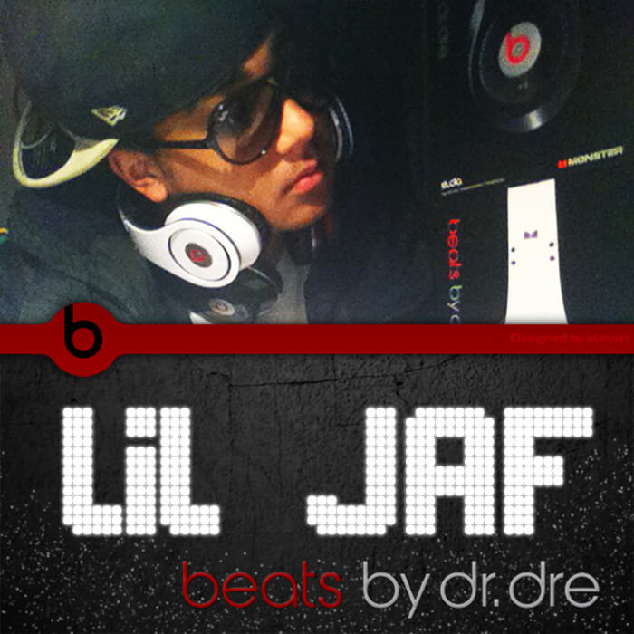 Lil Jaf - Beats by Dr Dre (Artwork by iKeviin)