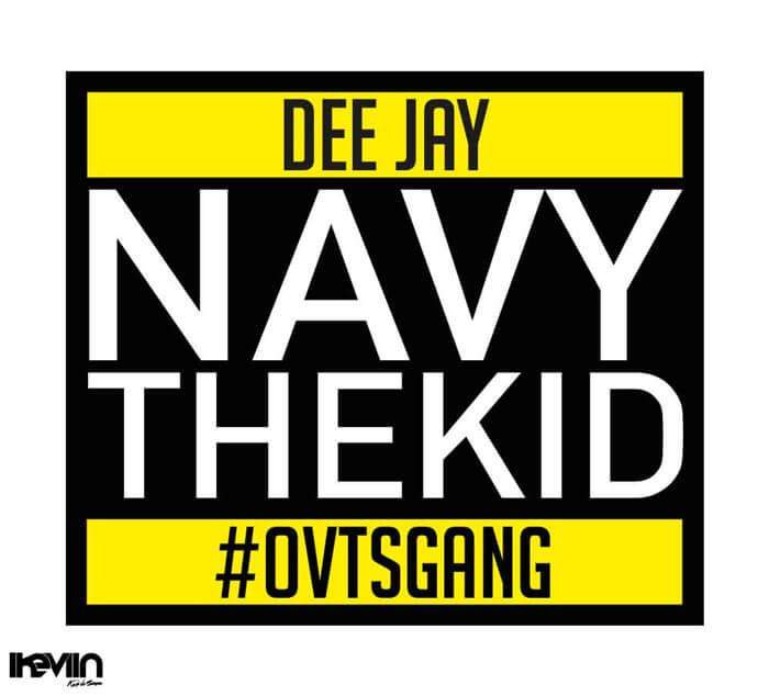 Logotype DJ NavyTheKid réalisé par iKeviin - Kevin de Sousa