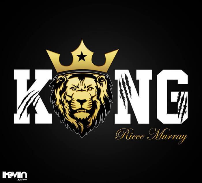 Logotype King Riece Murray réalisé par iKeviin - Kevin de Sousa