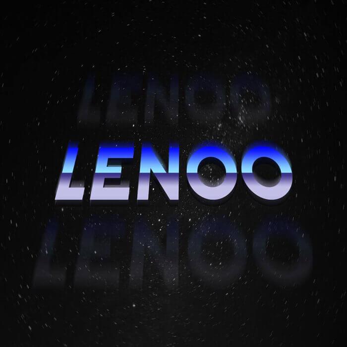 Logotype Lenoo (Artwork by iKeviin)