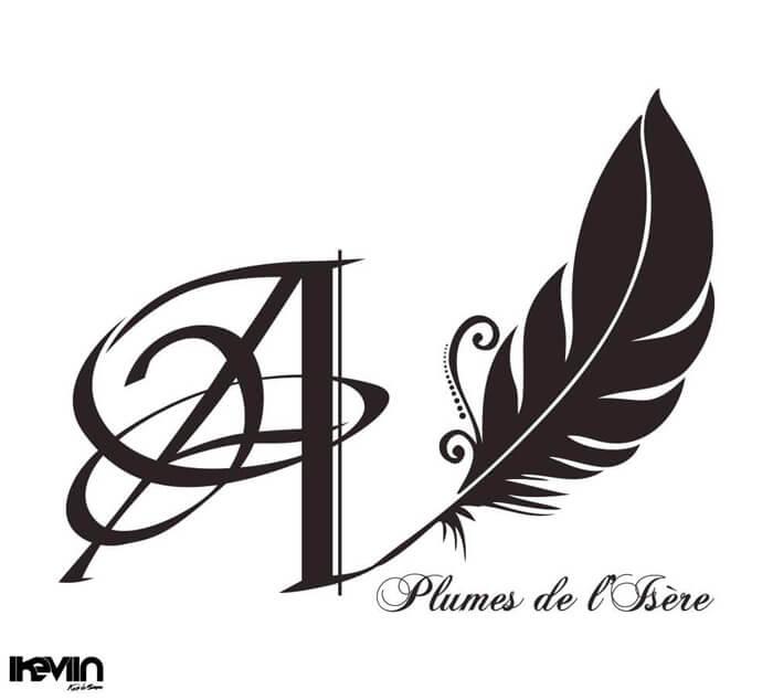 Logotype Plumes de l'Isère (Artwork by iKeviin)
