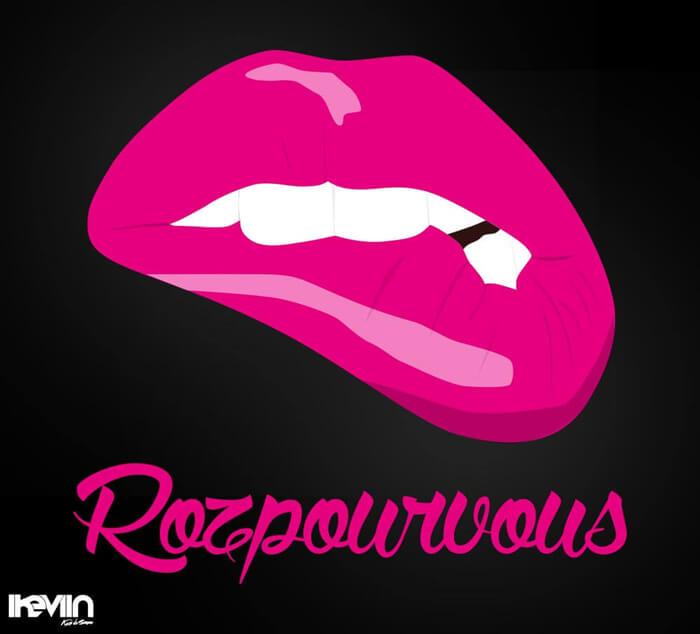 Logotype Rozpourvous Paris réalisé par iKeviin - Kevin de Sousa