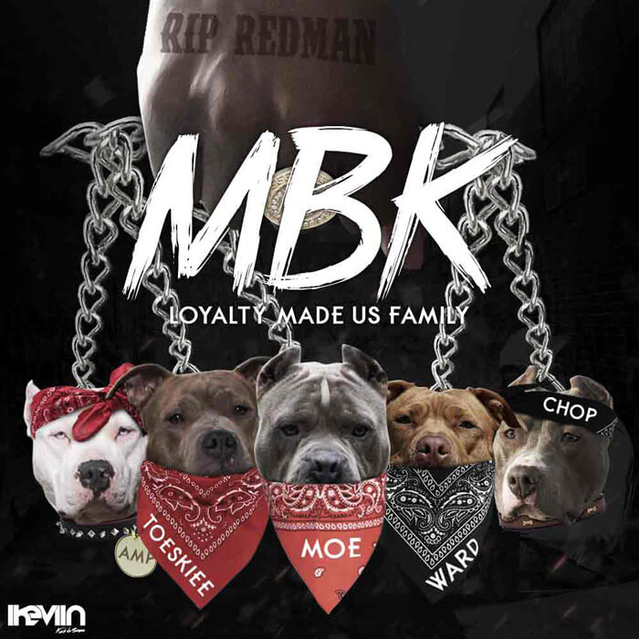MBK - Loyalty Made Us Family (Artwork by iKeviin)
