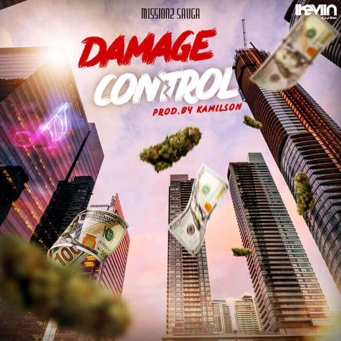 Missionz Sauga - Damage Control (Artwork by iKeviin)