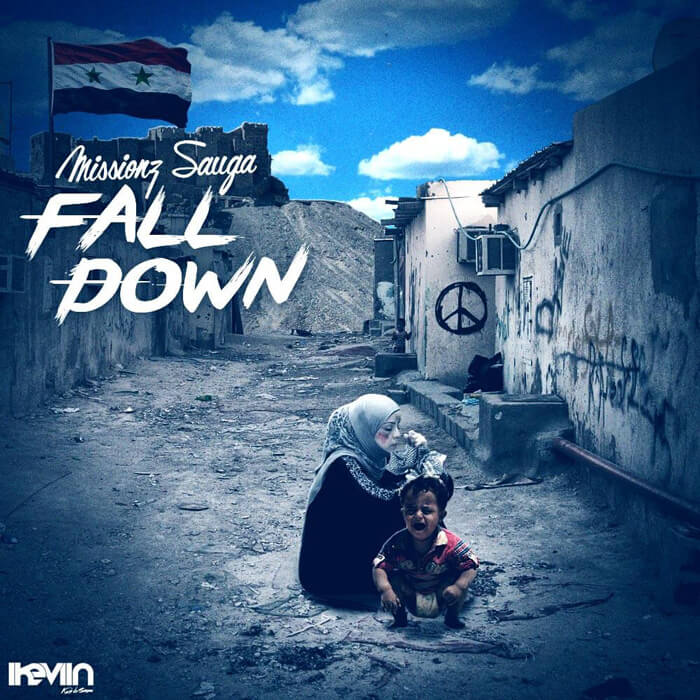 Missionz Sauga - Fall Down (Artwork by iKeviin)