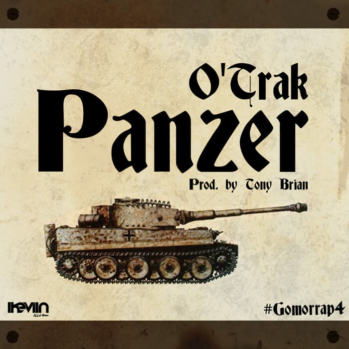 O'Trak - Panzer (Artwork by iKeviin)