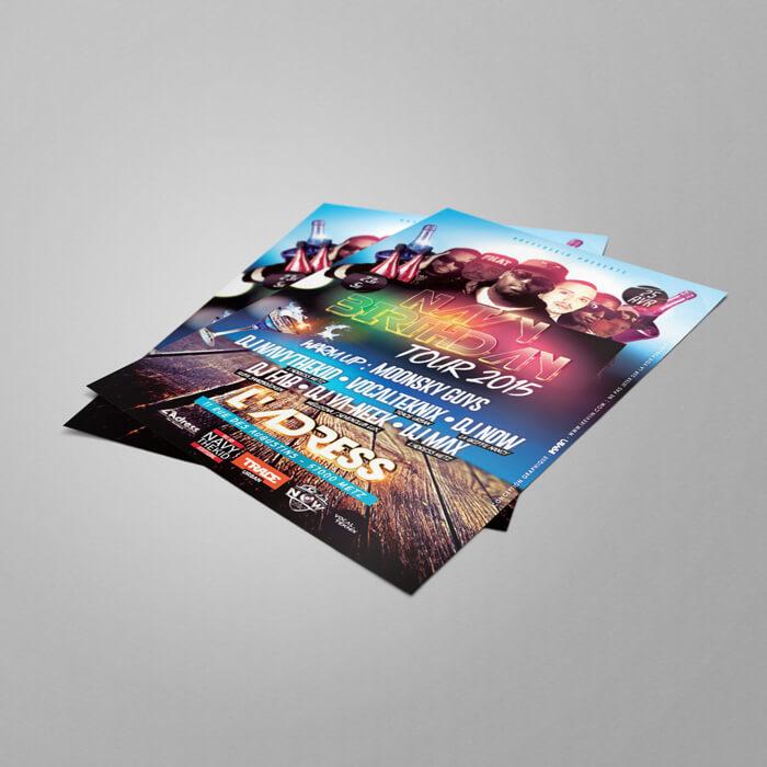 Promouvez votre soirée ou votre événement avec une affiche professionnelle prête à être imprimée. iKeviin s'adapte en fonction de votre thème et de ce que vous souhaitez pour créer votre affiche dans un délai de 24 à 48 heures pour 60,00 euros seulement (paiement sécurisé par Paypal).