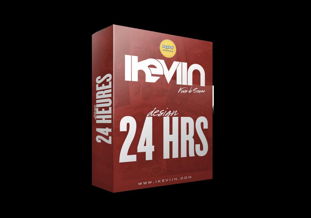 Profitez du pack « Designs illimités pendant 24 heures » lorsque vous avez plusieurs projets en tête pour 280,00 euros au lieu de 300,00 euros (paiement sécurisé par Paypal).