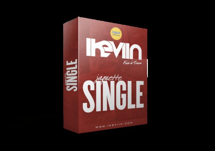 Promouvez votre nouveau morceau avec une pochette de single professionnelle. iKeviin prend en charge la conception de votre pochette de single dans un délai de 24 à 48 heures pour 50,00 euros seulement (paiement sécurisé par Paypal).