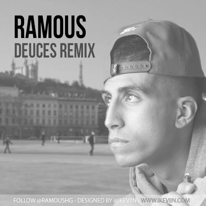 Ramous - Deuces Remix (Artwork by iKeviin)