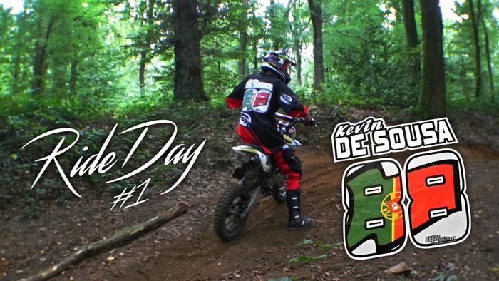 RideDay #1 - Dirt 125, Dirt 140 & KTM 65 sur le blog de Kevin de Sousa