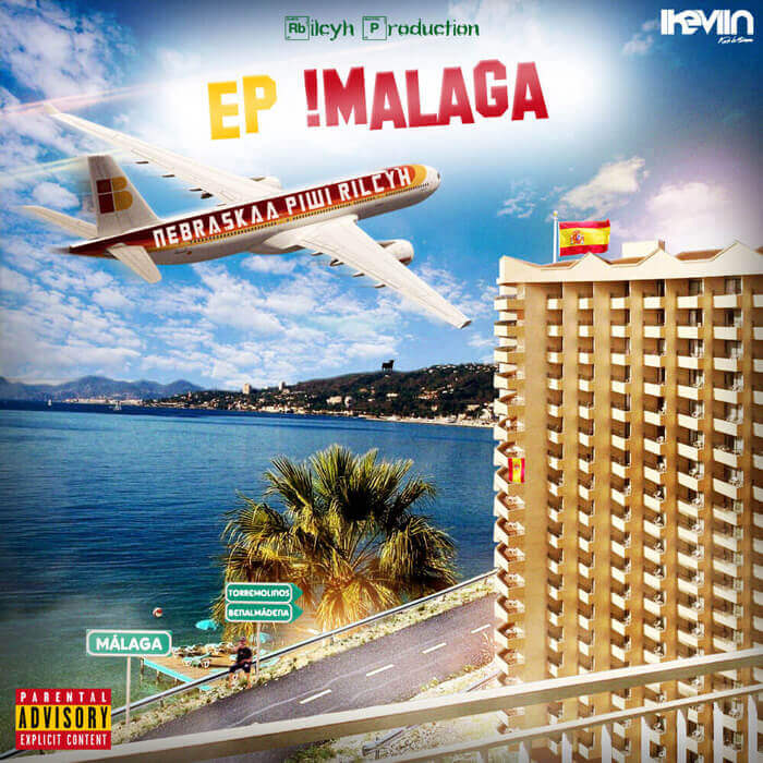 Rilcyh - EP Malaga (Artwork by iKeviin)
