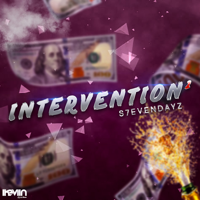 S7evendayz - Intervention 2 (Artwork by iKeviin)
