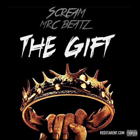 $cream - The Gift (Front cover) sur iKeviin