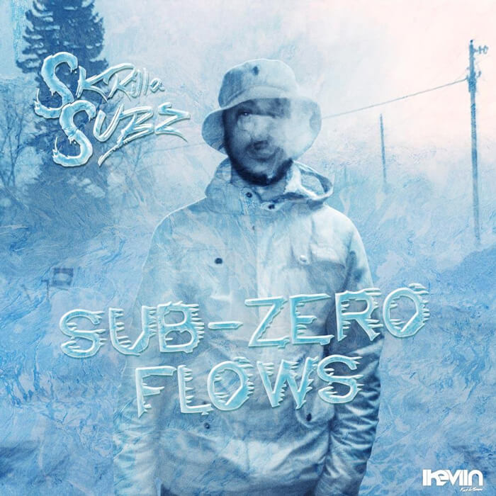 Skrilla Subz - Sub-Zero Flows (Artwork by iKeviin)