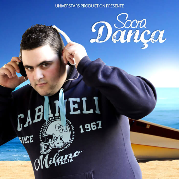 Socra - Dança (Artwork by iKeviin)