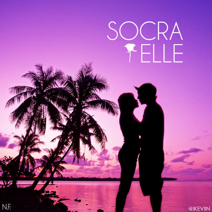 Socra - Elle (Artwork by iKeviin)