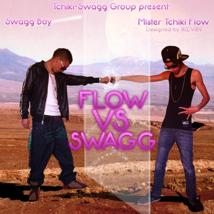 Swagg Boy - Flow vs Swagg (feat. Mister Tchiki Flow) (Artwork by iKeviin)