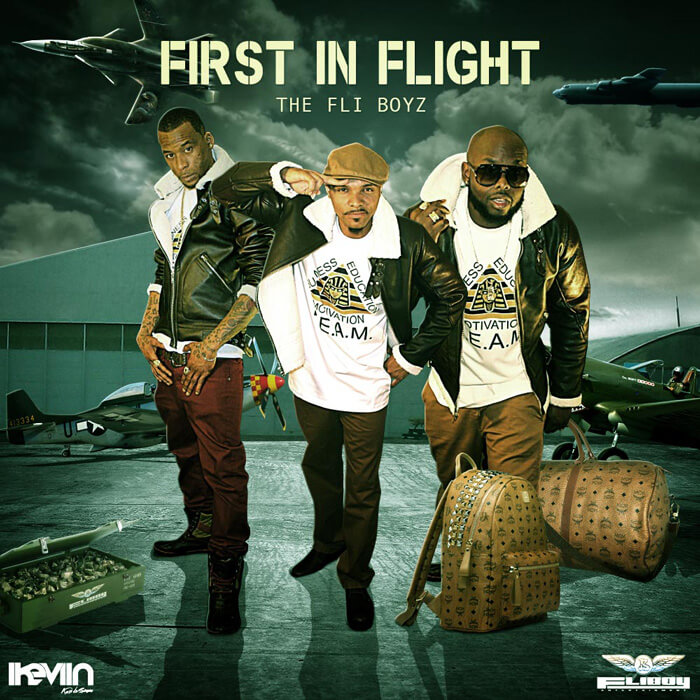 The FliBoyz - First In Flight (Artwork by iKeviin)