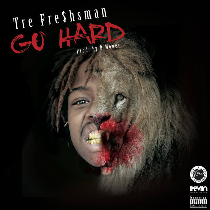 Tre Fre$hman - Go Hard (Artwork by iKeviin)