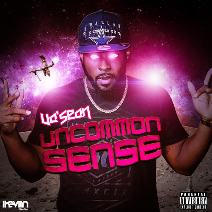 Va'Sean - UnCommon Sense (Artwork by iKeviin)