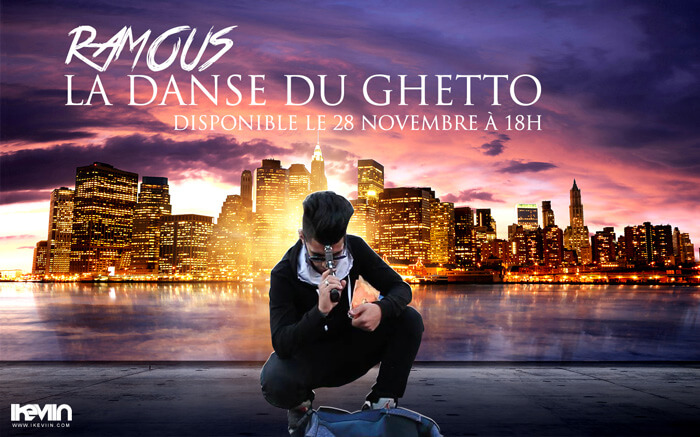Visuel Ramous - La Danse du Ghetto (Artwork by iKeviin)